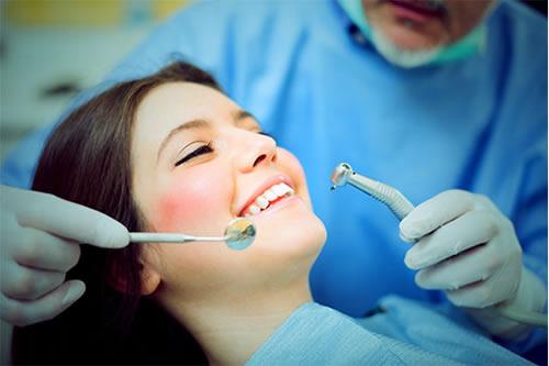 terapie dentista, Terapie del dentista